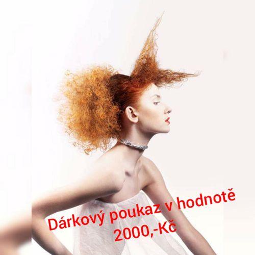 Darkový poukaz 2 000 Kč
