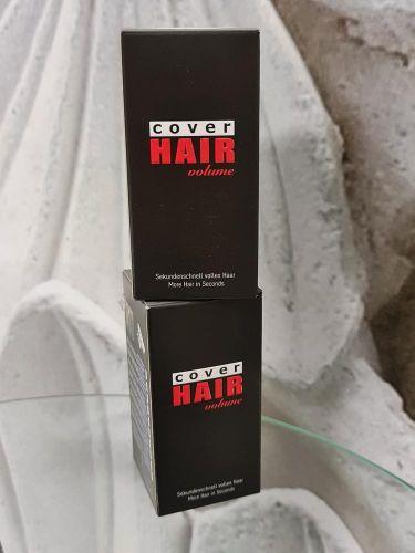 Pudry stimulující hustotu vlasů