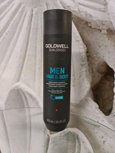 Pánský šampon na tělo i vlasy Goldwell