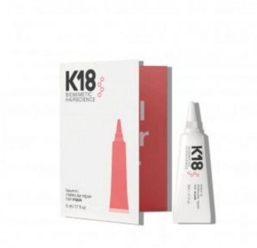 Novinka na trhu - maska opravující vaše vlasy během 4minut - K18 - 5ml