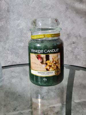 Svíčky vonné kulaté 623 g